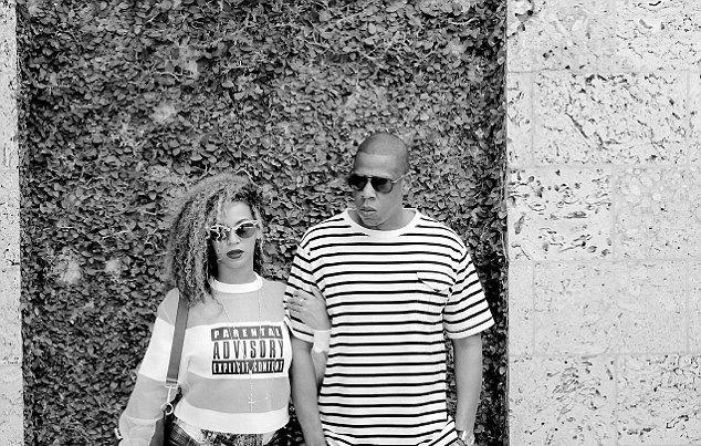 Rodzinny wypoczynek w wydaniu Beyonce (FOTO)