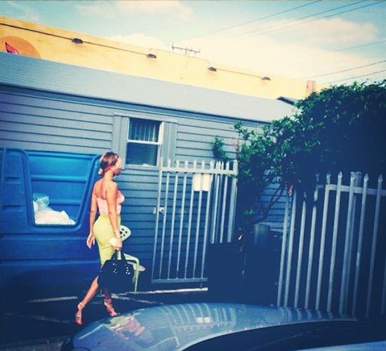Beyonce karmiła Blue Ivy w studiu nagraniowym