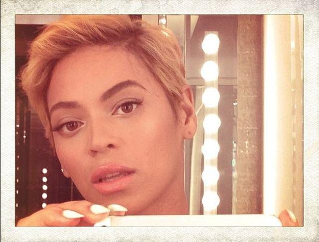 Beyonce ścięła włosy!