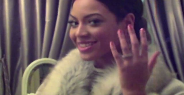 Beyonce pokaza�a prywatne nagrania! (VIDEO)