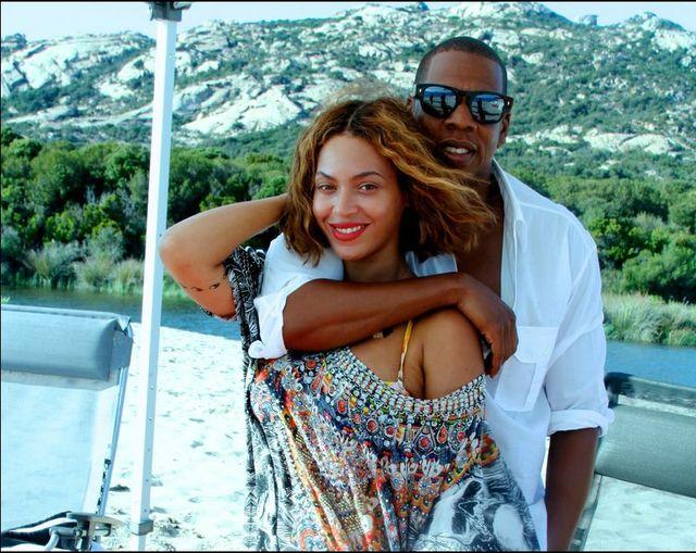 Rodzinna sielanka w wydaniu Beyonce (FOTO)