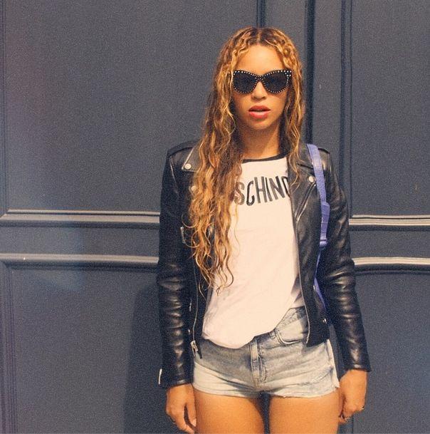 Beyonce daje nam pstryczka w nos (FOTO)