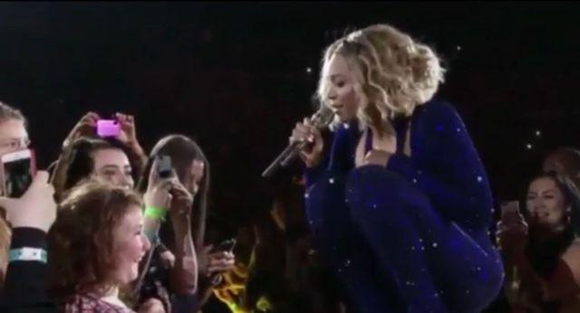 Beyonce ma dobre serce czy świetnego piarowca? (VIDEO)