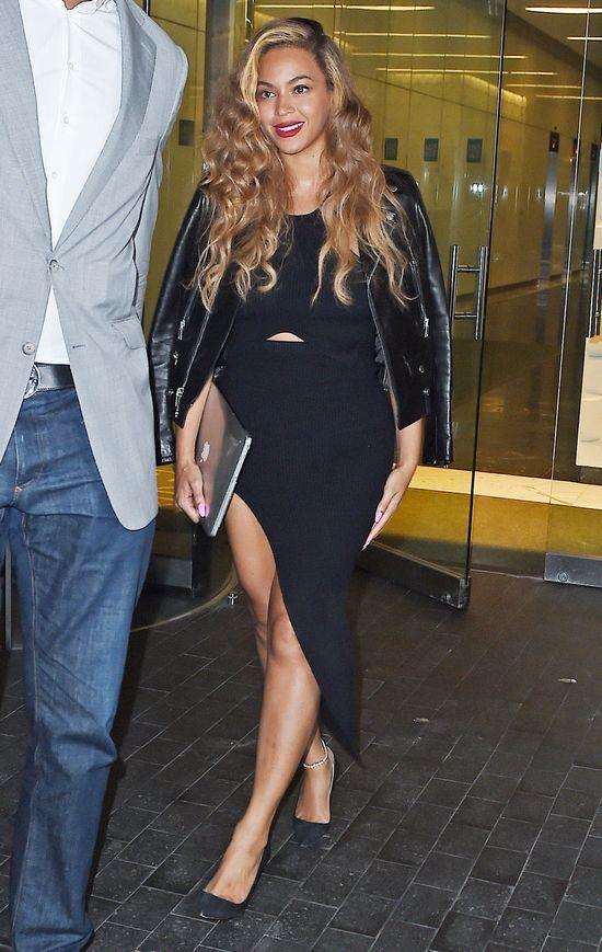 Nie zgadniecie, co Beyonce robi wieczorami na mieście (FOTO)