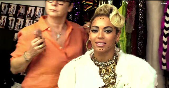 Beyonce nigdy nie pójdzie pod nóż? (VIDEO)