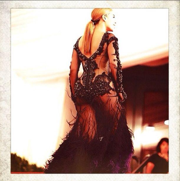Beyonce wodzi na pokuszenie (FOTO)