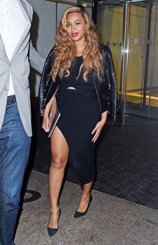Nie zgadniecie, co Beyonce robi wieczorami na mie�cie (FOTO)