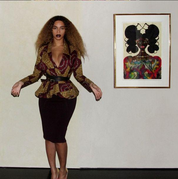 Co się stało z piersiami Beyonce?! (FOTO)