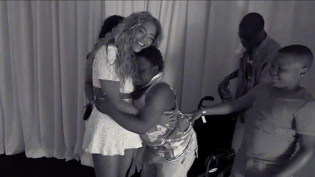 Dobra, współczująca i miłosierna Beyonce (VIDEO)