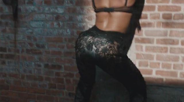 Twerkanie i lizanie piersi w teledysku Beyonce?