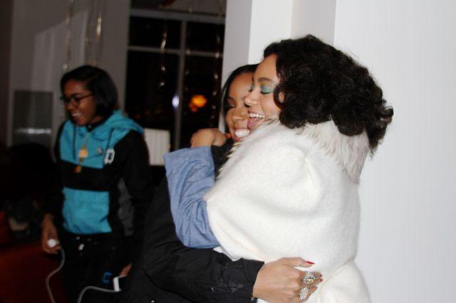 Kelly Rowland świętowała swoje urodziny z Beyonce (FOTO)