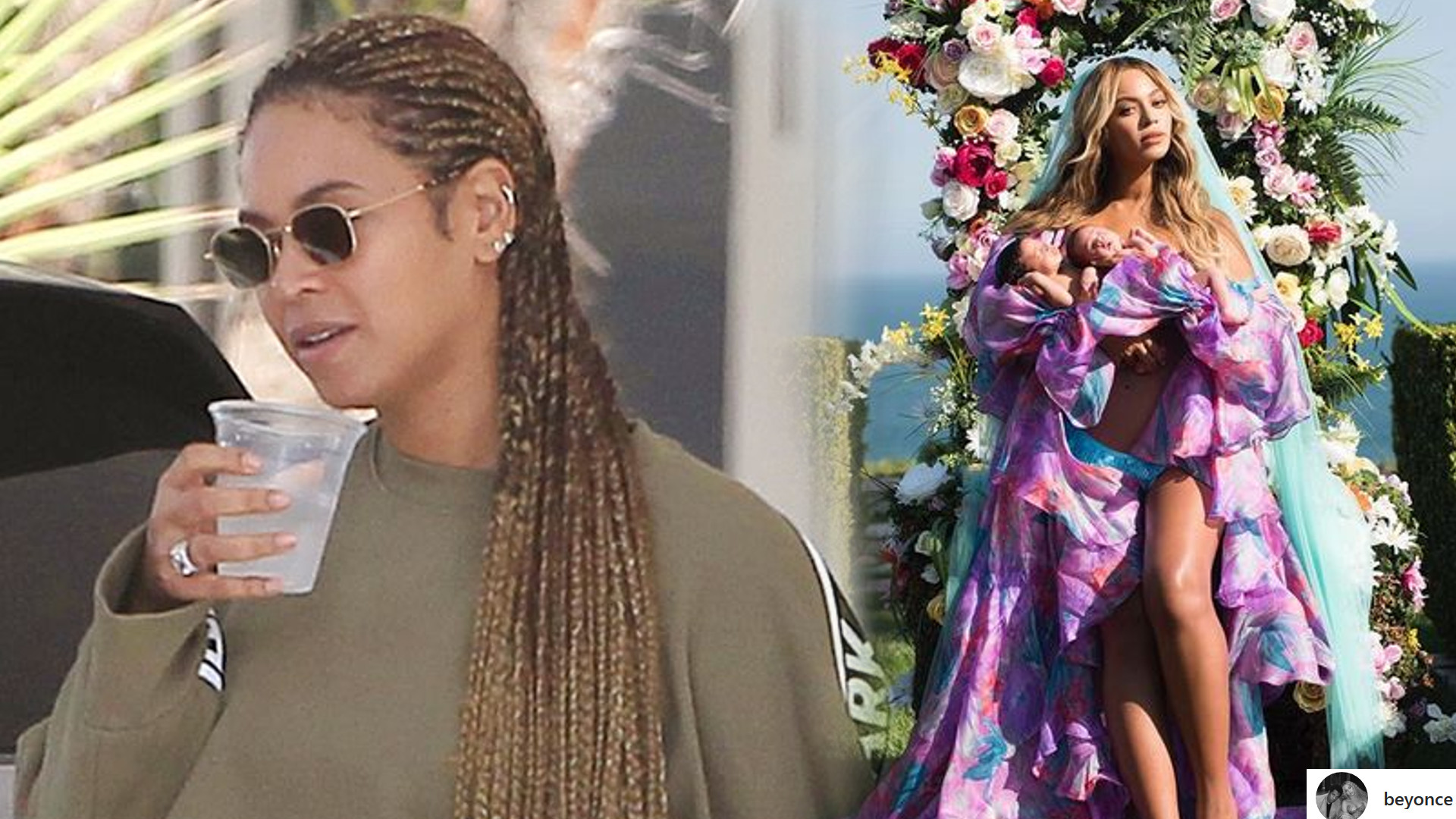 Beyonce podsumowała swój rok – pokazała NOWE video z Rumi i Sir