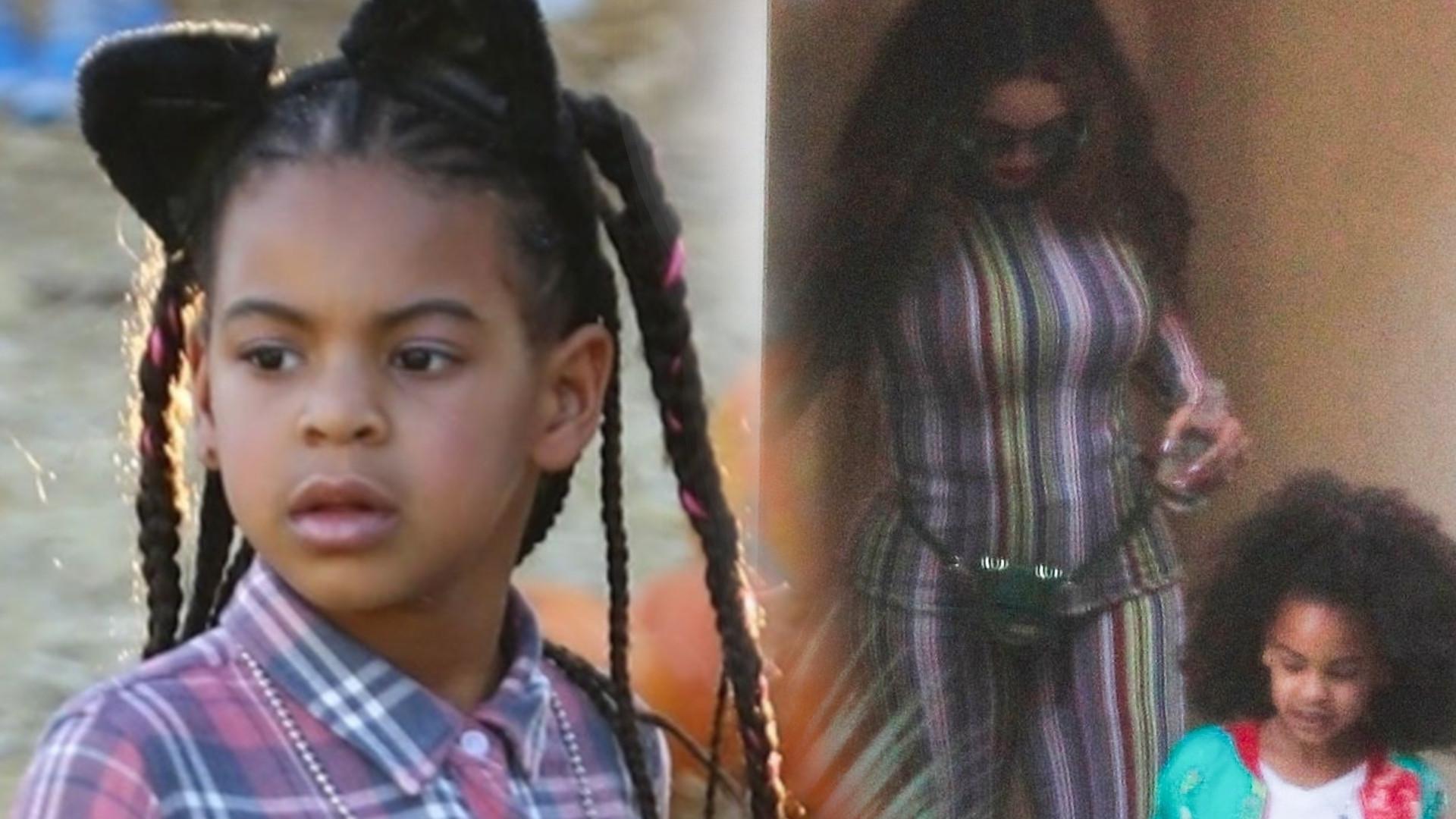 7-letnia Blue Ivy na nowych zdjęciach – wygląda jak jej MATKA!