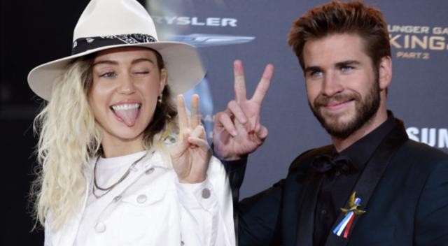 Co świętują dzisiaj Miley i Liam?