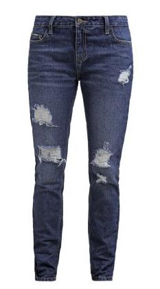 Jeansy w stylu gwiazd!