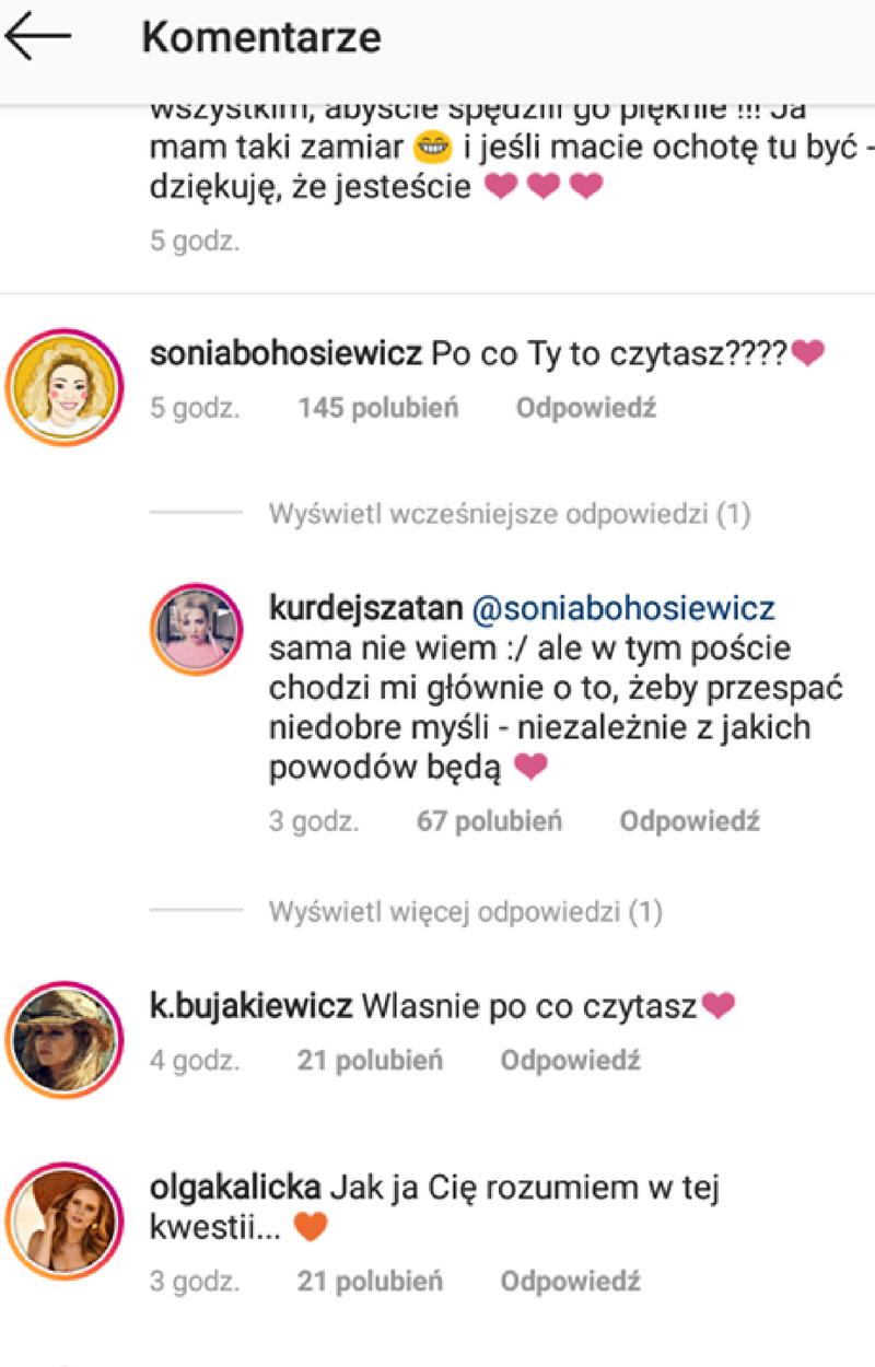 Barbara Kurdej Szatan puściły nerwy. Jej słowa odnośnie k