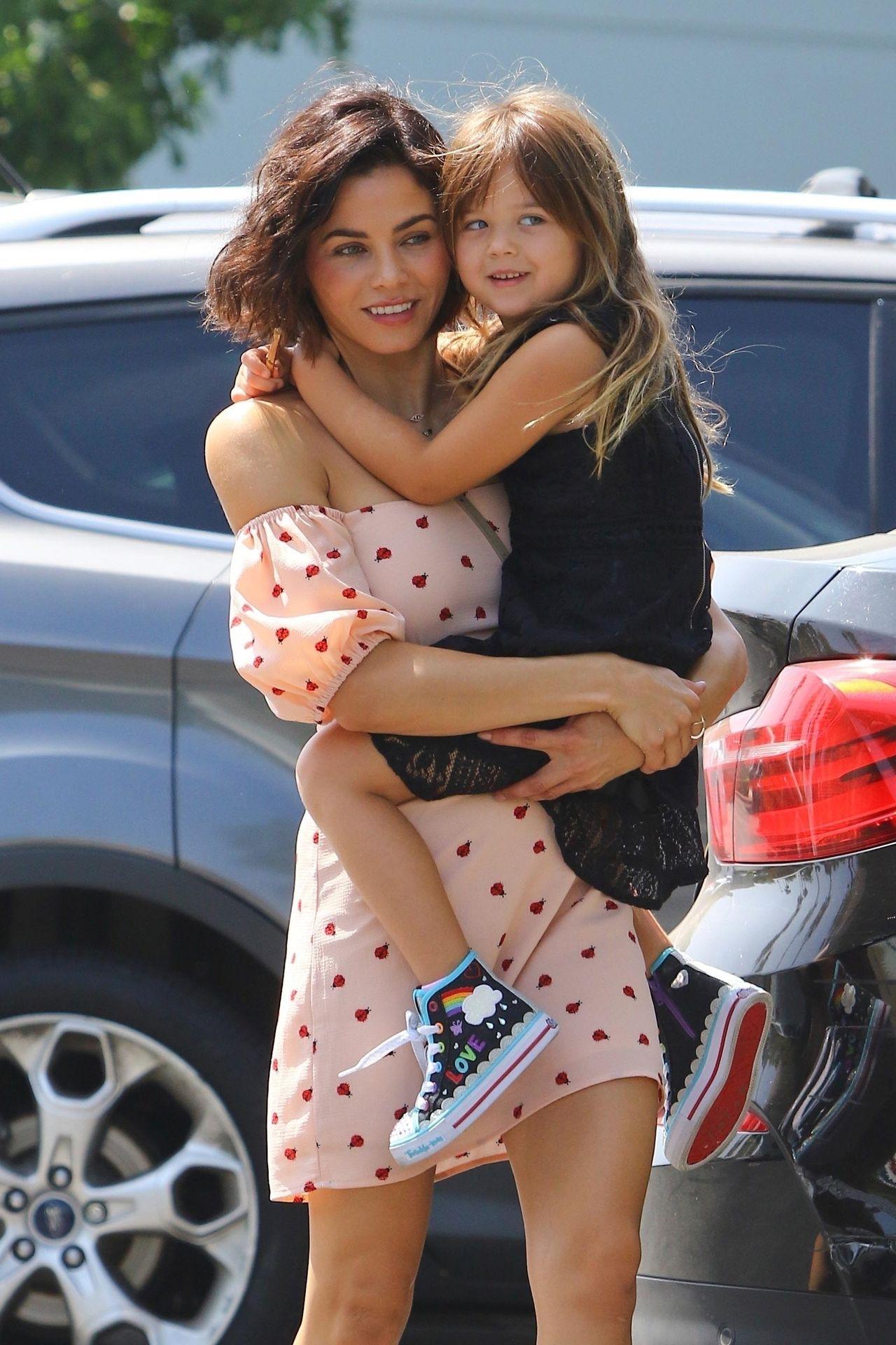 Jenna Dewan spędziła romantyczny wieczór z nowym chłopakiem