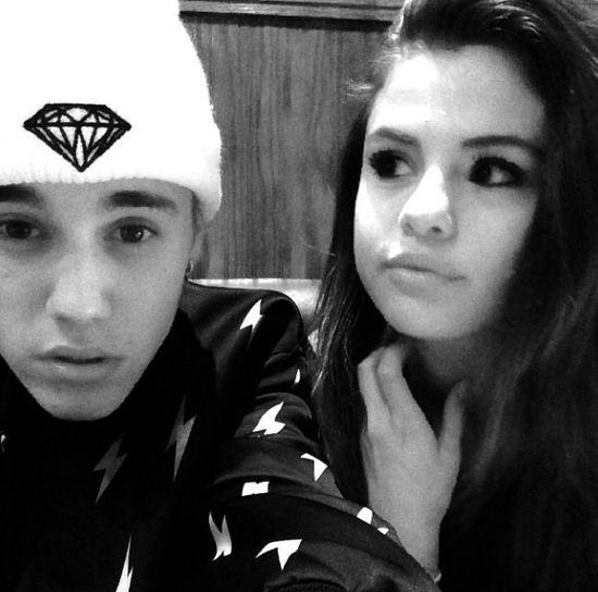 Justin Bieber chwali si� zdj�ciem z randki z Selen� (FOTO)