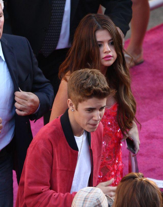 Nie zgadniecie, gdzie chodzą razem Kourtney, Justin i Selena