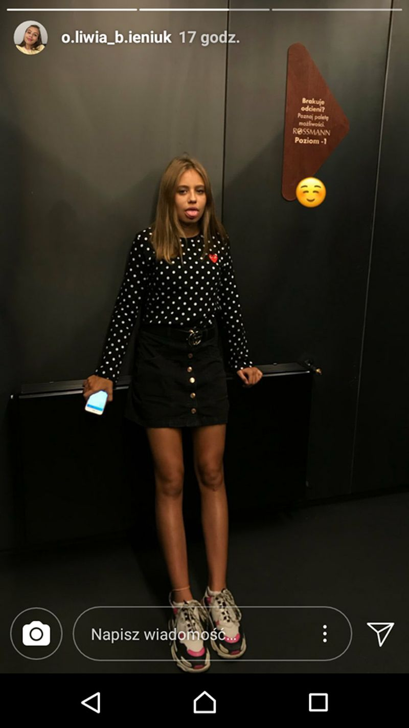Oliwia Bieniuk w markowych butach za 3 TYSIĄCE złotych (Instagram)