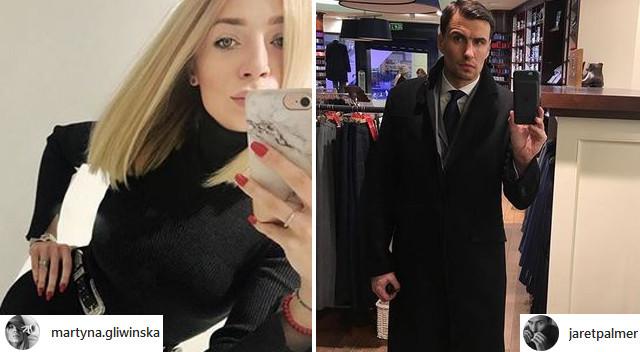 Jarosław Bieniuk i Martyna Gliwińska wrócili do siebie?