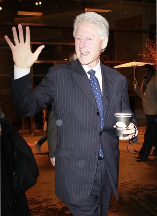 Bill Clinton ma tylko pół roku życia!