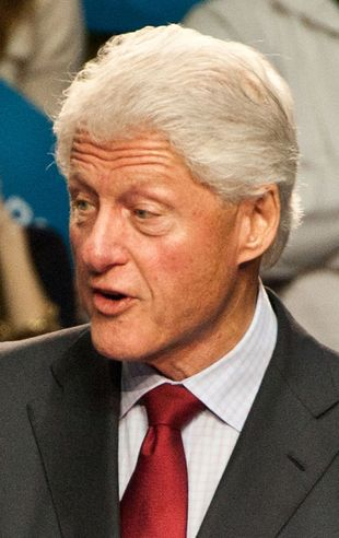 Po Billu Clintonie widać tę tajemniczą chorobę? (FOTO)