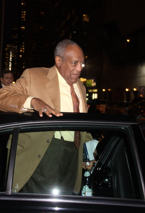 Bill Cosby pad� ofiar� makabrycznego �artu