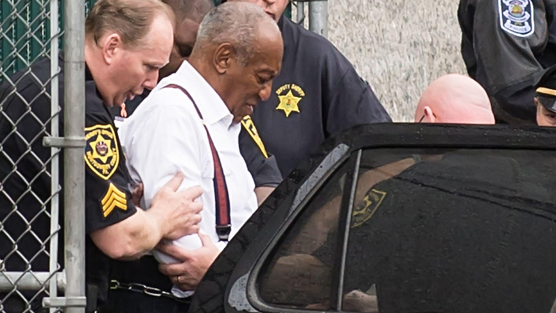 Bill Cosby idzie do WIĘZIENIA (ZDJĘCIA)