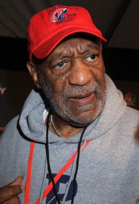 Prezenterka broni Weinsteina i Cosby'ego: to NIE gwałciciele!