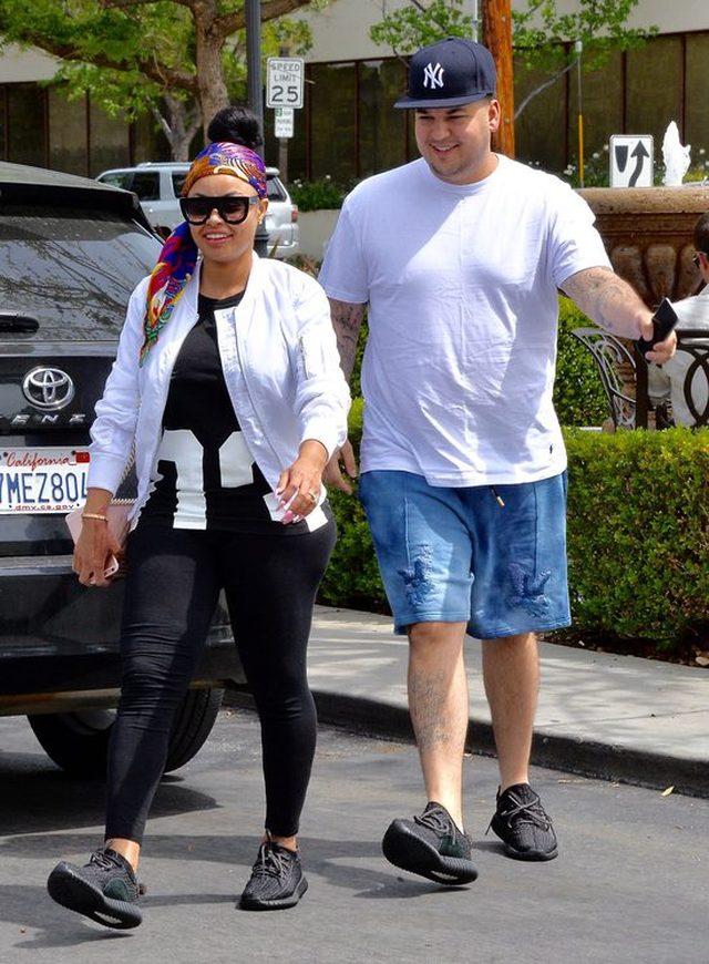 Pierścionek Blac Chyny vs. brylant Kim Kardashian (FOTO)