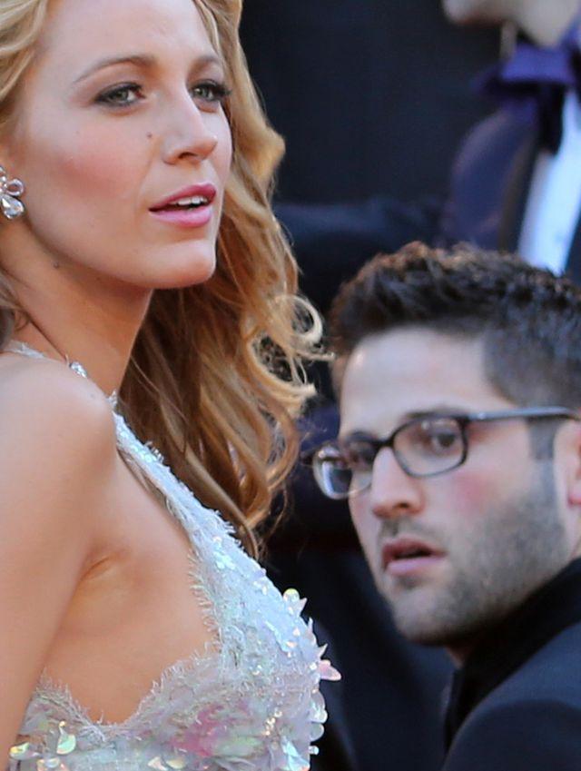 M�czy�ni nie mogli oderwa� oczu od Blake Lively (FOTO)