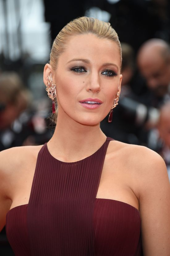 Bezbłędna Blake Lively na festiwalu w Cannes (FOTO)