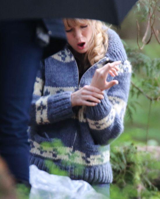 Blake Lively poważnie zraniła się na planie filmu! (FOTO)