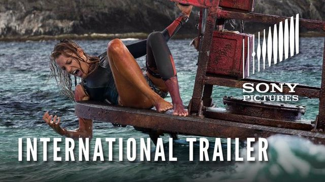 Blake Lively zraniona przez rekina! (VIDEO)