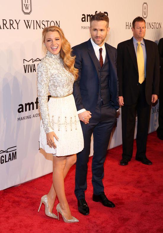 Blake Lively jest w drugiej ciąży!