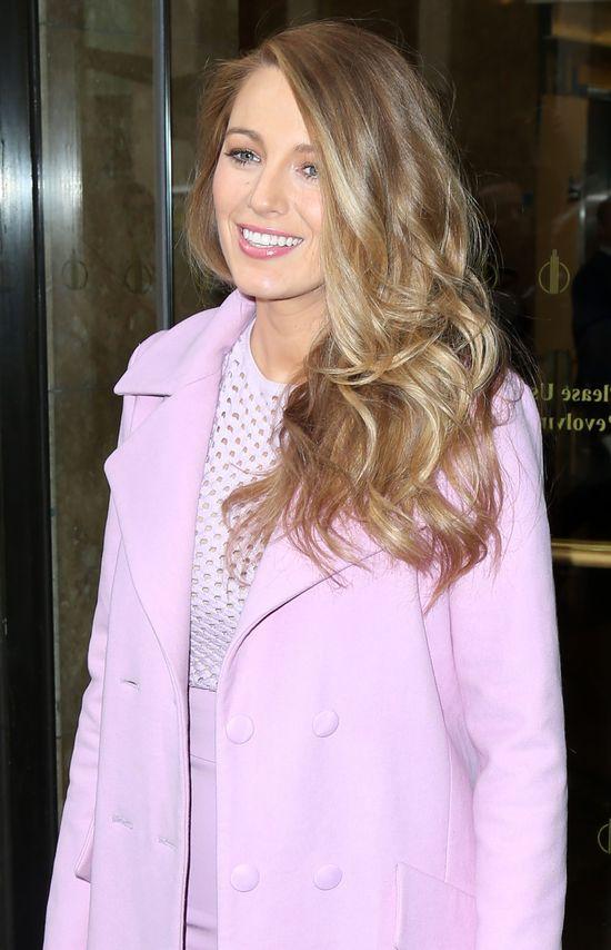 Blake Lively już nie jest blondynką! (FOTO)