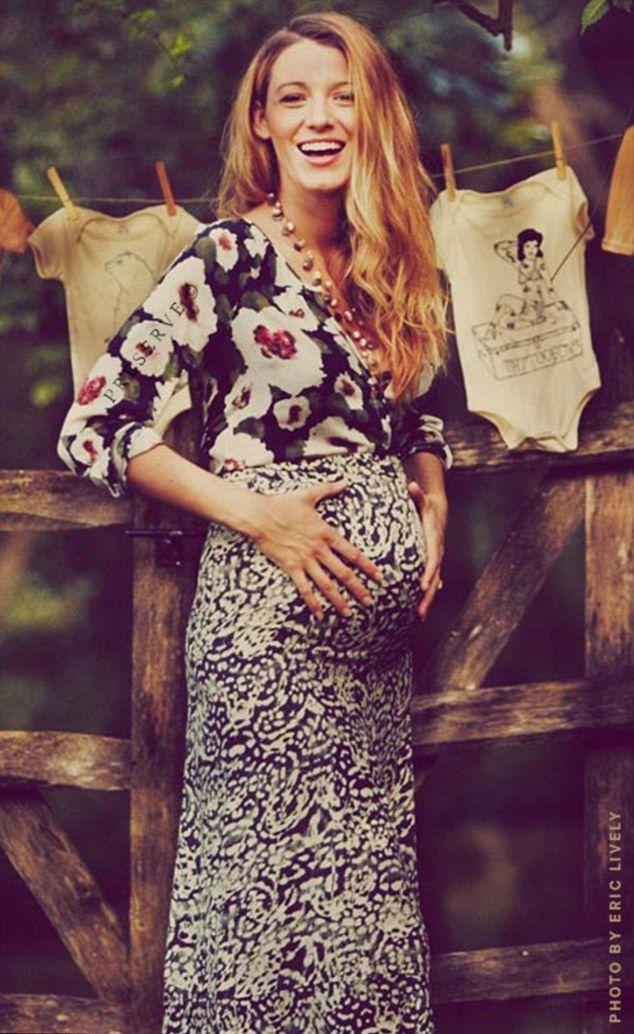Blake Lively pochwaliła się zdjęciami z baby shower (FOTO)