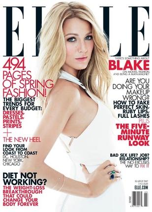 Blake Lively: Jeśli nie córeczki, niech to będą transwestyci
