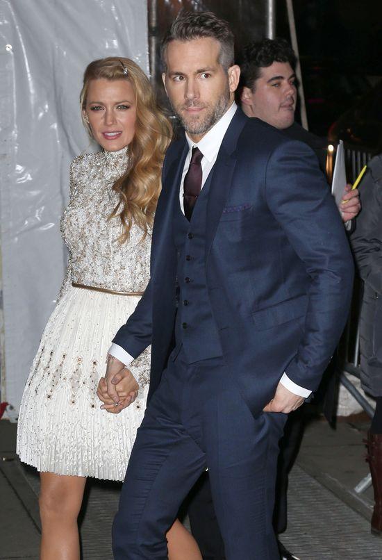 Ryan Reynolds o córce. James jest przesłodka!