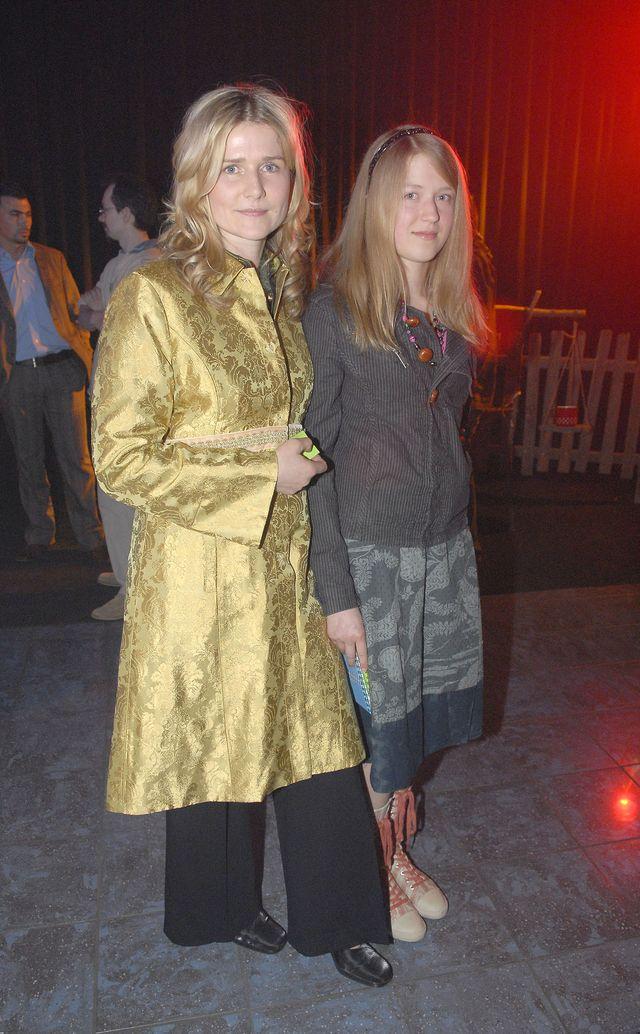 Grażyna Błęcka-Kolska i jej mąż pożegnali córkę