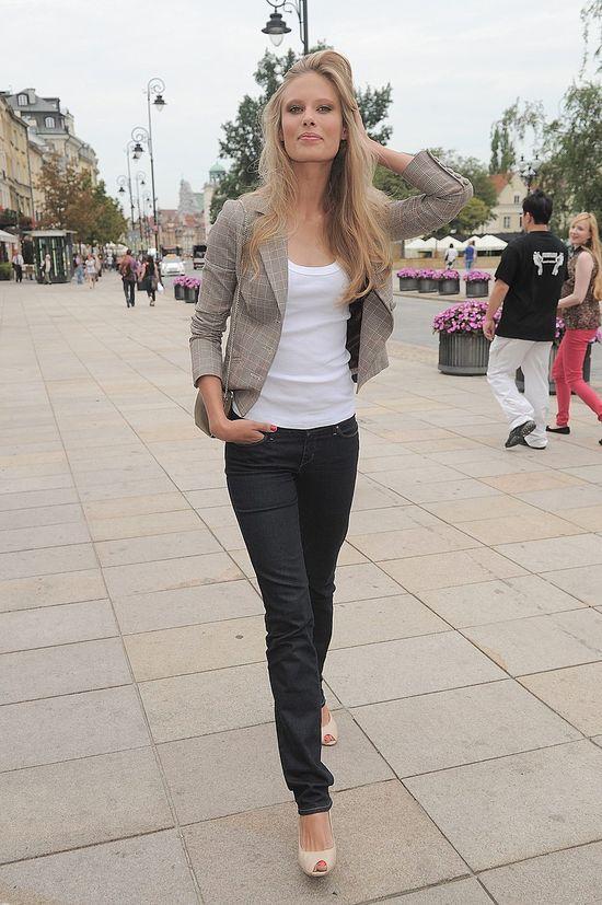 Julia Pietrucha zrezygnowa�a z sesji w Vogue, bo...