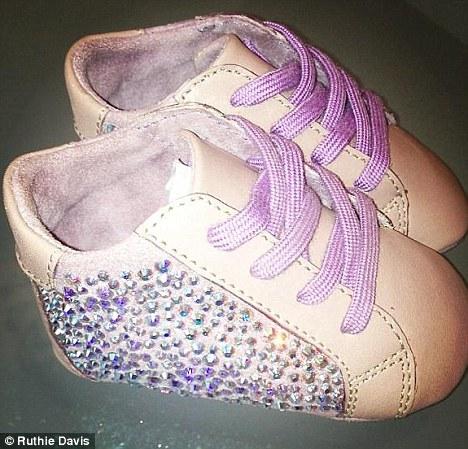 Córka Beyonce będzie stawiać pierwsze kroki w butach z krysz