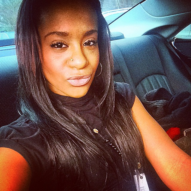 People: Bobbi Kristina Brown BY�A POD WP�YWEM NARKOTYK�W