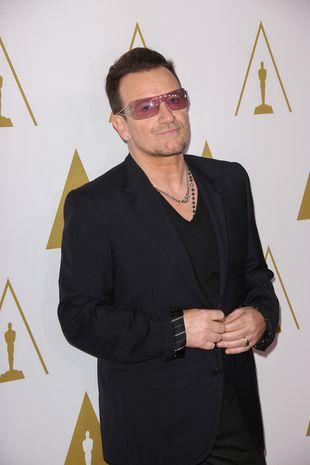 Bono już nigdy nie zagra na gitarze?