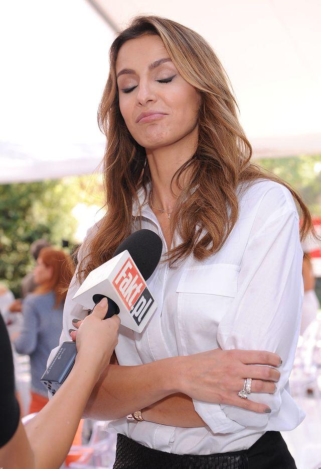 Sara Boruc zapewnia, że nie jest snobką [VIDEO]