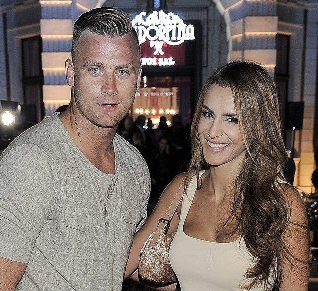 Tak Sara Boruc uczciła 2. rocznicę ślubu z Arturem (Instagram)