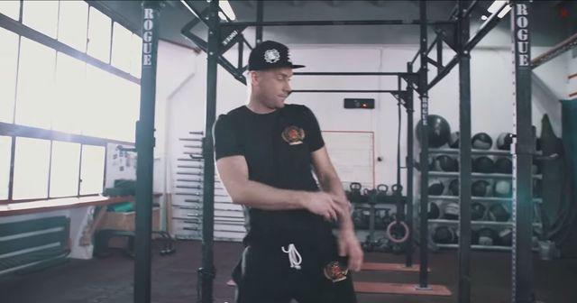 Artur Boruc pochwalił się, jak tańczy (VIDEO)