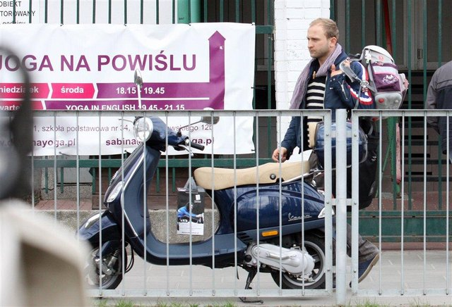 Borys Szyc nie zdał egzaminu na prawo jazdy (FOTO)
