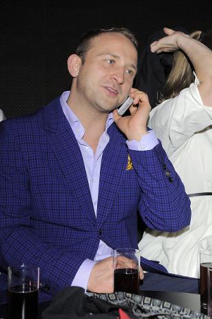 Borys Szyc zrobi karierę w Hollywood?